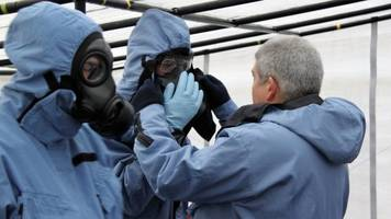 investigators: chlorine likely used in february attack in syria