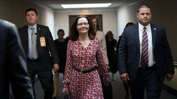 Senate Intelligence Committee Gave Gina Haspel's Nomination Thumbs-Up