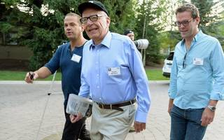 lachlan murdoch in line for top job at fox after disney deal