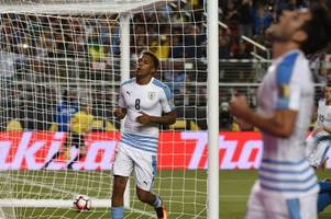 abel hernandez's world cup dream with uruguay is over