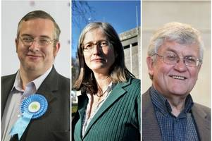 Bristol City Council opposition groups promise to reverse Labour 'power grab'