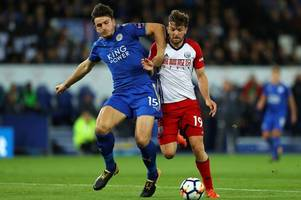 Leicester City star Harry Maguire to spark Premier League rivals bidding war with Man City leading race