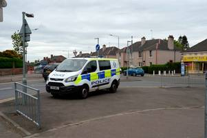 Man arrested after alleged hit and run outside Glasgow primary school