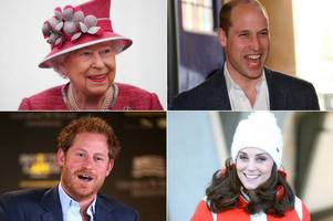 Royal wedding quiz: Just how well do you know the royal family?
