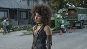 Domino's unlikely superpower made her the perfect challenge for Deadpool 2's director