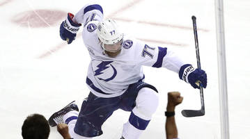 Stanley Cup Playoffs: Lightning Get Much-Needed Win Over Capitals in Game 3