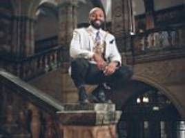 magid magid becomes lord mayor of sheffield