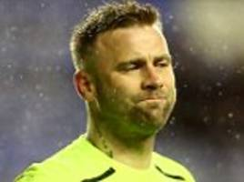 bournemouth goalkeeper artur boruc signs new one-year deal until 2019