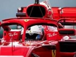 ferrari see controversial wing mirror design banned by fia