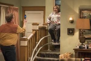 roseanne barr: 'press has misrepresented' abc chief's remarks about less-political season 2