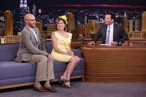Will Ferrell and Molly Shannon's 'Cord and Tish' Preview the Royal Wedding on 'Tonight Show' (Video)
