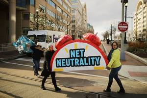 writers guild of america, east says net neutrality is 'more essential than ever'