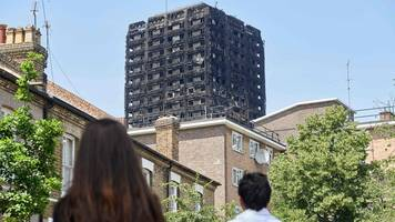 Grenfell Tower: Government review 'won't urge cladding ban'
