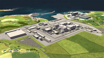 UK Government 'to finance' Wylfa Newydd nuclear plant