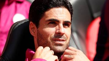 arteta closing on arsenal job - friday's gossip column