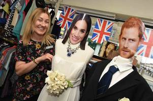 Holderness Road shop play host to Prince Harry and Meghan Markle days before the Royal Wedding