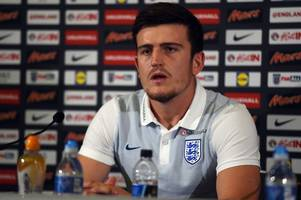 harry maguire describes england world cup call-up as pinnacle of his career
