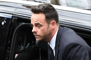 Ant McPartlin 'set to leave UK' as he moves away from Dec for first time in 25 years