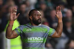 no bath rugby players made it into the premiership rugby dream team