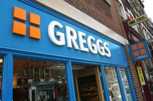 greggs takes a hit on the high street as profits slump blamed on 'beast from the east'