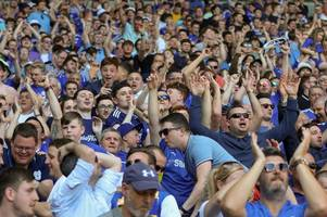how cardiff city's crowds will compare with every other side in the premier league next season as football fervour sweeps welsh capital