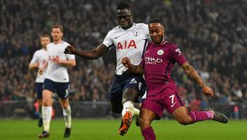 'i love it here': spurs defender reveals how much he has 'enjoyed' first premier league campaign