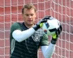 Neuer a gigantic World Cup risk for Germany, says Kahn