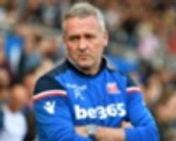 lambert leaves stoke after failing to preserve premier league status