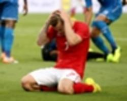 you know nothing - wilshere hits out at journalist over world cup snub