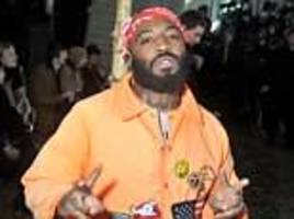 a$ap bari arrested at heathrow over alleged sexual assault