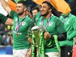 ireland centre bundee aki to captain barbarians against england with justin tipuric also signed up