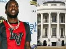 meek mill confirms he's headed to the white house to talk about prison reform
