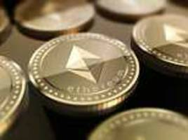 bitcoin ranked 13th by chinese government in report that rates ethereum the leading cryptocurrency