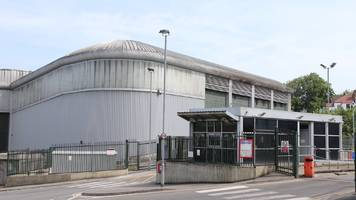 Rocket launcher found in rubbish at Brighton recycling centre