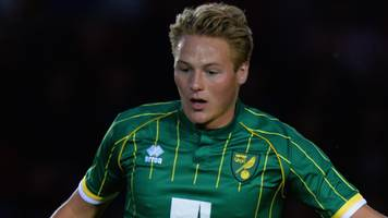 Cameron Norman: Oxford United sign former Norwich City defender