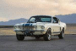 Shelby finally puts the 1967 GT500 Super Snake into production