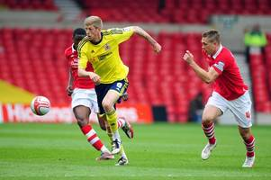 the ex-bristol city and sunderland striker aiming for first promotion 15 years after his debut