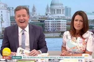 piers morgan makes shocking sex life admission to susanna reid on good morning britain