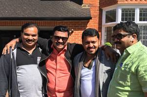 bollywood superstar mohanlal is filming a new comedy in ashtead
