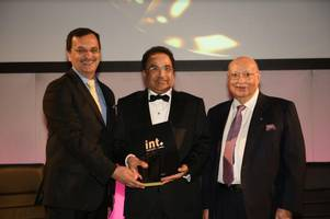 continental hospitals founder, receives uk & asia inspirational business leaders award