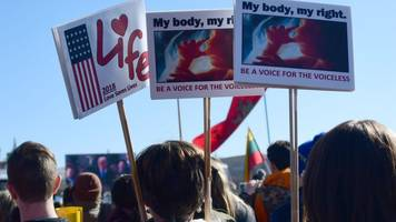 On the battle lines over US abortion