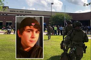 first picture of 17-year-old texas high school shooter dimitrios pagourtzis