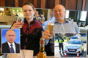 Poisoned former Russian spy Sergei Skripal to be offered secret new life in America