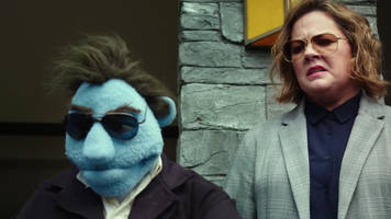 jim henson's puppets are raunchier than ever in new melissa mccarthy movie trailer