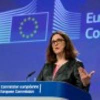 European Trade Commissioner Cecilia Malmström: 'We Won't Allow Ourselves to Be Blackmailed'