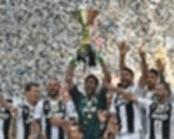 'Extraordinary' Juventus deserved Serie A title - Allegri