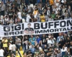 from serie b to nine-time scudetto winner - gianluigi buffon's greatest moments at juventus