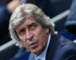 west ham target pellegrini leaves hebei china fortune