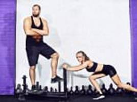 chloe madeley and james haskell reveal the secret rules of their punishing regime