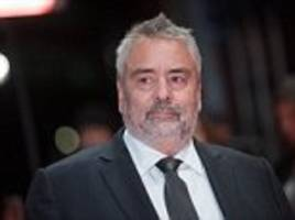 luc besson: french filmmaker is accused of rape by actress